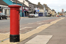 Crumlin, Pillar box, County Antrim © Albert Bridge